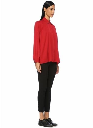 The Row Gömlek Kırmızı